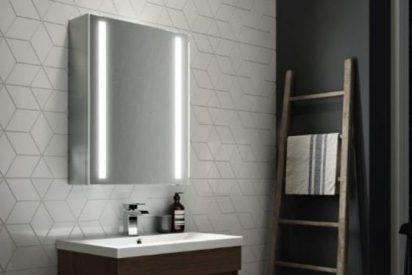 Espejos Para Bano Con Luz.Donde Encontrar Armarios De Bano Con Espejo Y Luz A Buen Precio