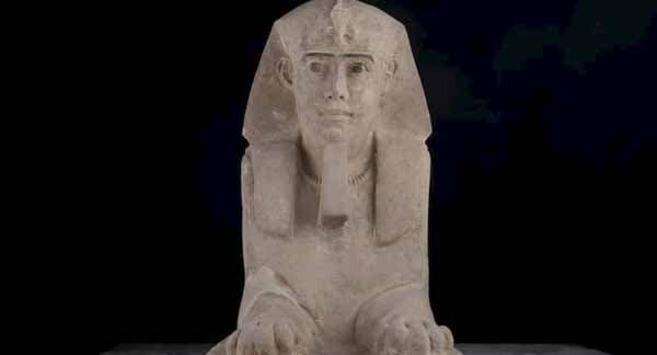 El asombroso hallazgo de una esfinge milenaria en Egipto