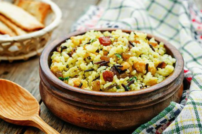 Cómo hacer arroz pilaf