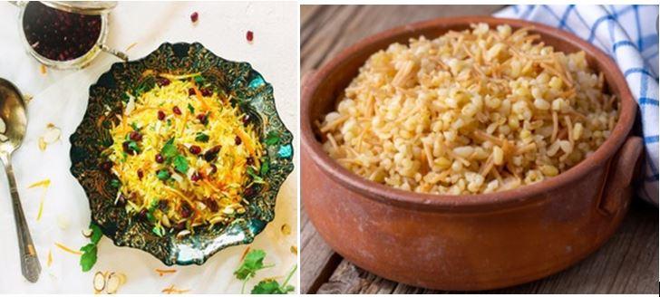 Cómo hacer arroz pilaf: 2 recetas fáciles👌
