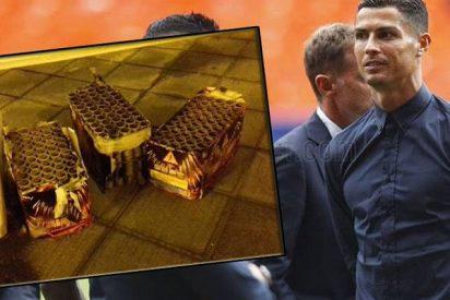 ¡Asaltan el hotel de Cristiano en Valencia y le amargan la noche!