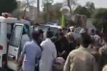 Varios muertos en un atentado durante un desfile militar en el sur de Irán