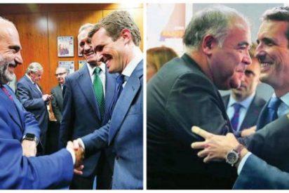Atresmedia y Ferreras le piden perdón a Pablo Casado por sus años de traición compinchados con Soraya y Podemos