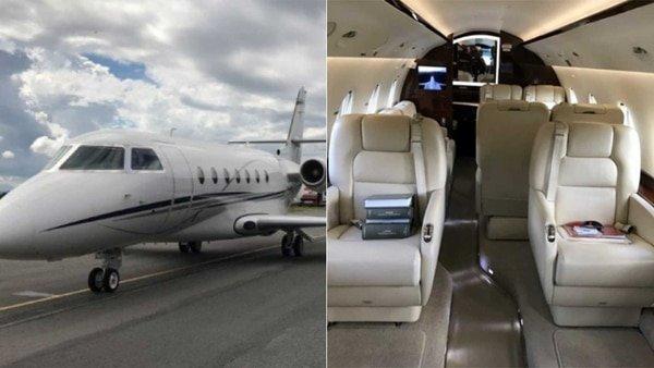 La fortuna oculta del testaferro de Diosdado Cabello: un jet de 20 millones y 14 propiedades en varios países
