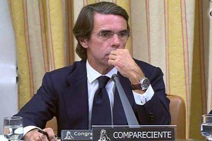 """José María Aznar: """"Ni conocí al señor Correa ni lo contraté"""""""