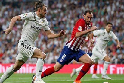 El Real Madrid deja escapar vivo al Atlético y su segunda oportunidad de poner distancia con el Barça