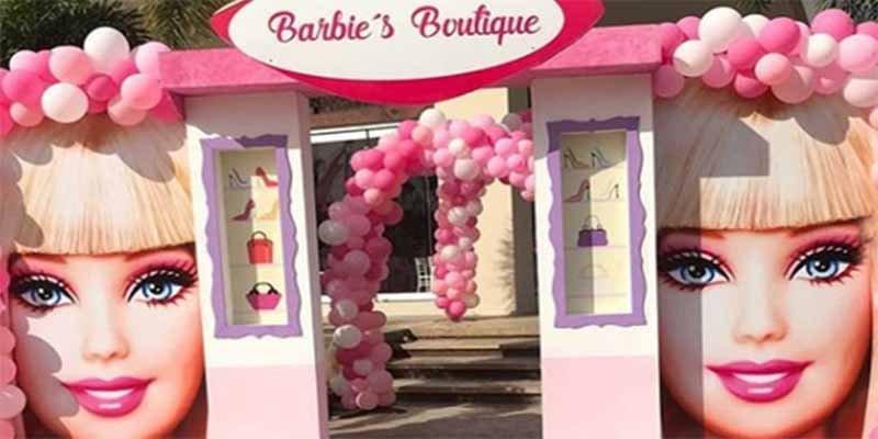 """La abracadabrante fiesta de cumpleaños """"Barbie"""" de las hijas mellizas de 'El Chapo' en Sinaloa"""