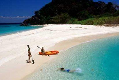 Playas espectaculares de Tailandia
