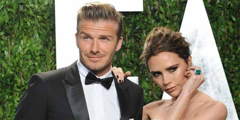 Qué les dijo Victoria Beckham a sus hijos cuando saltó el rumor de que su padre le pone cuernos