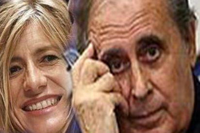 Jaime Peñafiel carga ahora contra la mujer de Sánchez y le hace un roto por 'gastona