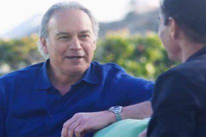 'Mi casa es la vuestra': Bertín Osborne confiesa a Julio José Iglesias su verdadero nombre