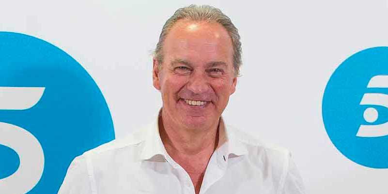 Paolo Vasile echa a 'los leones' a Bertín Osborne