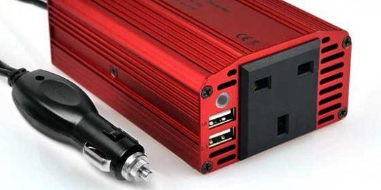 Gadgets de viajes: Bestek 300W Pwrower Inverter