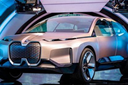 BMW Vision iNEXT: El SUV prototipo que marcará el futuro de los coches eléctricos