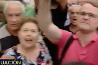 """Toni Bolaño 'apalea' en directo al portavoz de la ANC de cara a una Diada depresiva: """"¡Os falta fuelle! ¡Solo hacéis performances y enredar!"""""""
