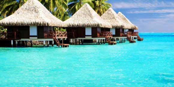 Diez paradisíacas islas para perderse...