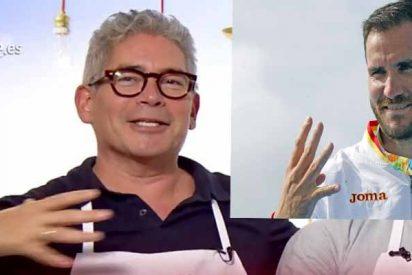"""Boris Izaguirre: """"Craviotto es guapo de verdad; se parece un poco al Rey de España"""""""