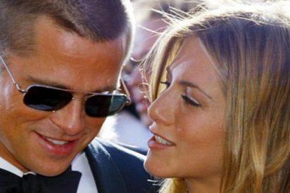 La escapada secreta de Brad Pitt y Jennifer Aniston en Italia