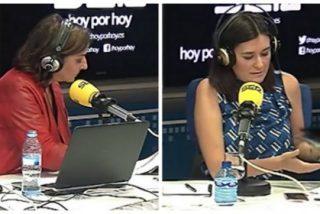 ¡Qué papo, Pepa Bueno! Echa la culpa de la caída de Montón a la Rey Juan Carlos y no a la exministra plagiadora