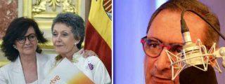 Carlos Herrera reparte estopa a propósito de la 'purga' del tandem Iglesias-Sánchez en RTVE