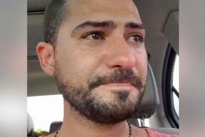 El conmovedor vídeo de un turista que ayudó a tres sufridos caminantes venezolanos