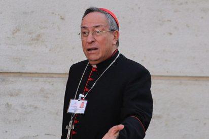 """Cardenal Maradiaga: """"El Viganó que yo conocí no es la misma persona que escribe y dice tales cosas"""""""