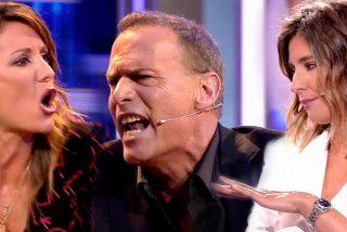 Sandra Barneda sale en defensa de su novia Nagore y Carlos Lozano se enfrenta a ella