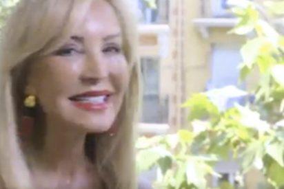 'Masterchef Celebrity': Carmen Lomana cocina un plato venenoso