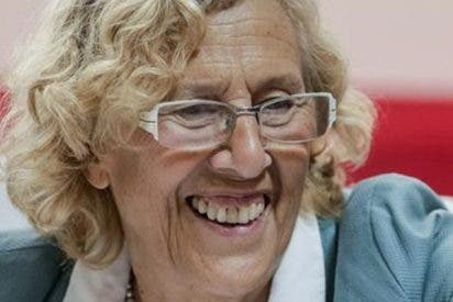 El verdadero objetivo de la 'abuelita' Carmena es convertir Madrid en un desguace para manteros