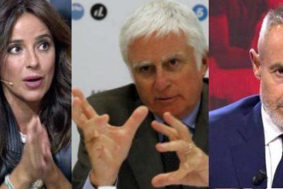 Gloria y hundimiento: cinco famosos destrozados por Paolo Vasile después de exprimirlos al máximo