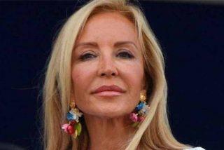 Carmen Lomana, muy crítica con la actuación de Isabel Pantoja en 'Supervivientes'