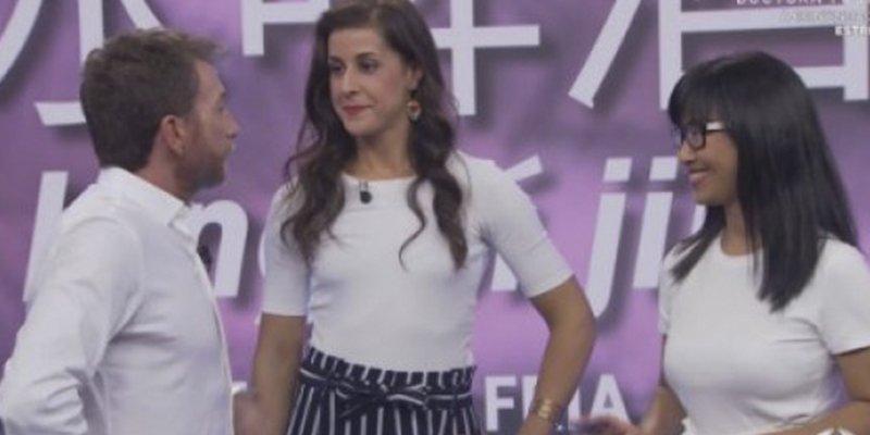 Todo el mundo ha hecho el mismo comentario tras lo que ha hecho Carolina Marín en 'El Hormiguero'