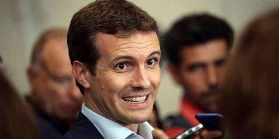 La Fiscalía del Supremo se opone a investigar a Pablo Casado por su máster en la URJC