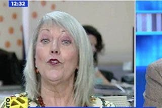 Una extrabajadora de TV3 zurra la badana al funesto independentista de 'Espejo Público' y Castillón lo remata