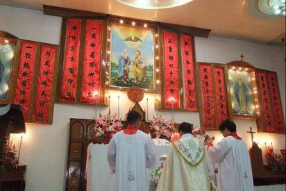 La 'Iglesia patriótica' china celebra el acuerdo con el Vaticano