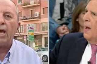 """Un desatado Roberto Centeno acaba a gritos con un portavoz de los pensionistas que le acusó de diseñar """"políticas liberales"""" para """"robarles la pensión"""""""