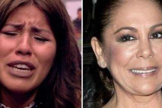 """Las redes, muy cabreadas con Telecinco por """"chantajear"""" a Isabel Pantoja en 'GH VIP'"""