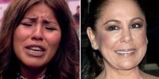 Isabel Pantoja llama a su hija en 'GH VIP 6' y le da una bofetada sin manos