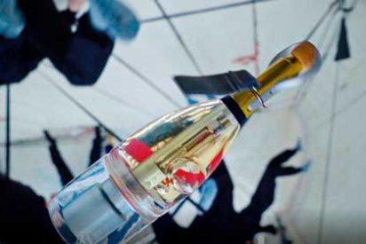 Ahora ya puedes brindar con champán en el espacio