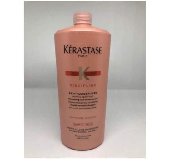 Kérastase Discipline bain fluidealista sin sulfatos - 1 litr