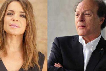 Chaparro encaja fatal la crítica de Marías por su 'feminismo hipócrita' y dice que el escritor la ha insultado en público