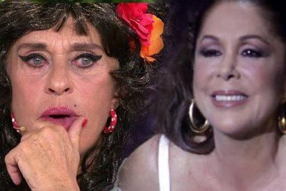 Isabel Pantoja y Chelo García Cortés vuelven a ser amigas