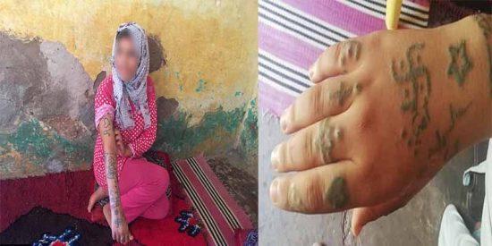 """Los padres de 'La Manada' marroquí afirman que la niña violada y torturada """"tenía mala fama y se lo buscó"""""""