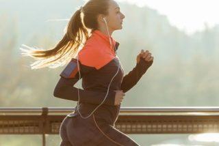 ¿Sabías que la música nos ayuda a cansarnos menos cuando hacemos ejercicio? ¿A qué esperas?