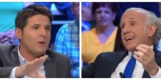 """Cintora enmierda con Casado el debate sobre la tesis de Sánchez e Inda le frena: """"Tratas a la gente por gilipollas"""""""