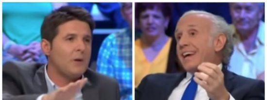 """Inda despedaza el buenismo de Cintora con los golpistas: """"Soy Guardia Civil y pego tres tiros al aire con la pipa"""""""