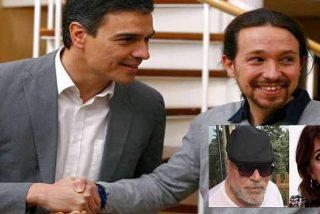 Podemos amenaza a Pedro Sánchez con 'pincharle' el Gobierno si no echa a la ministra Delgado