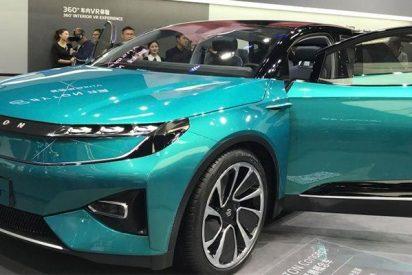 Byton pretende liderar el mercado fabricando coches parecidos a un iPhone