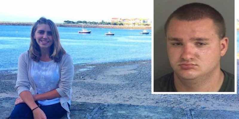 Condenan a cadena perpetua a Collin Richards, el asesino de la golfista española Celia Barquín