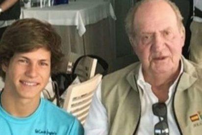 'OT': Persiguen hasta el catre a Luis Mas, por 'facha', 'pijo' y su foto con el Rey